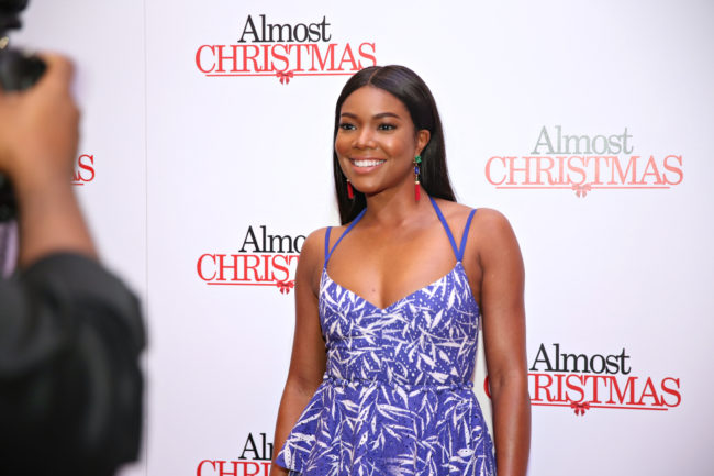 Almost Christmas Gabrielle Union.Gabrielle Union Almost Christmas It S Robinlori Now